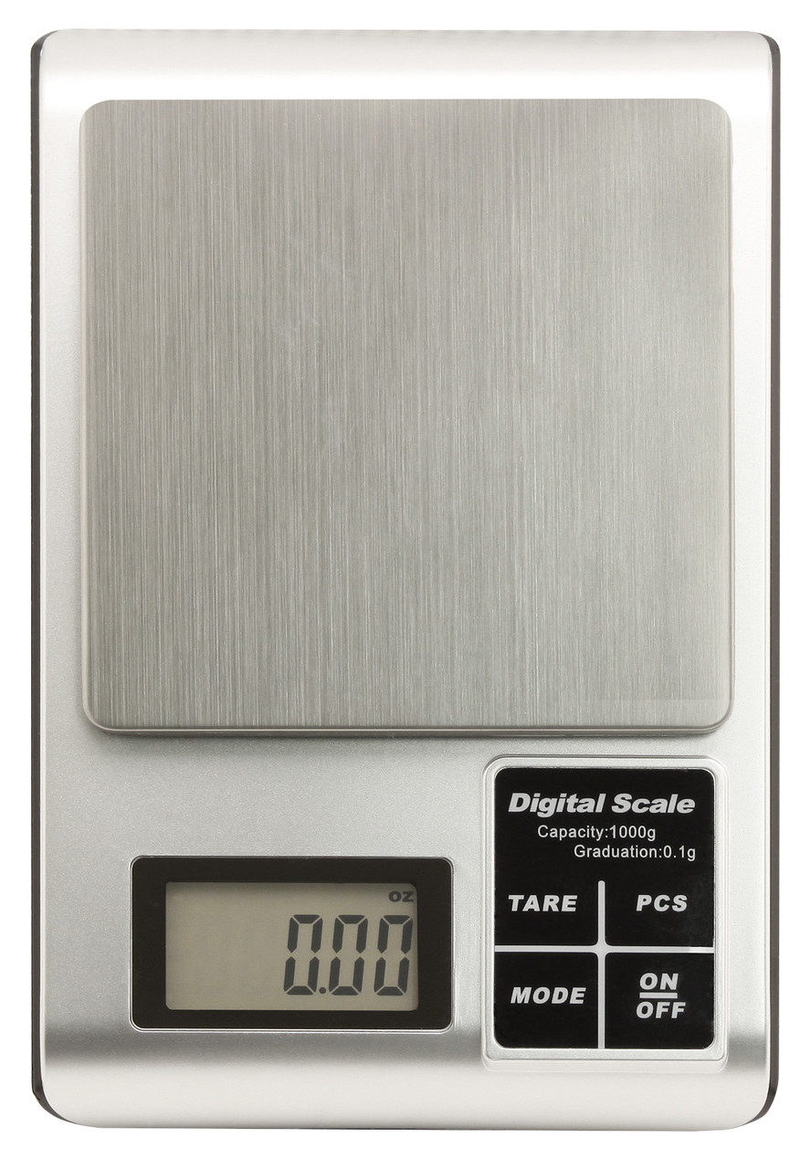 12d1f74a8008 Measure Master Digital Scale w/ Tray - 1000g