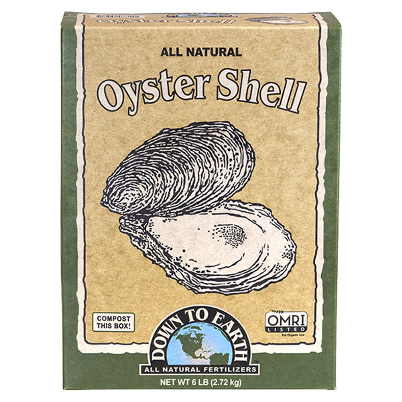 DE Oyster Shell 6lb