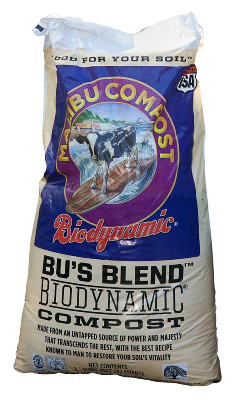 MC Bu's Blend Bio Compost 1cf