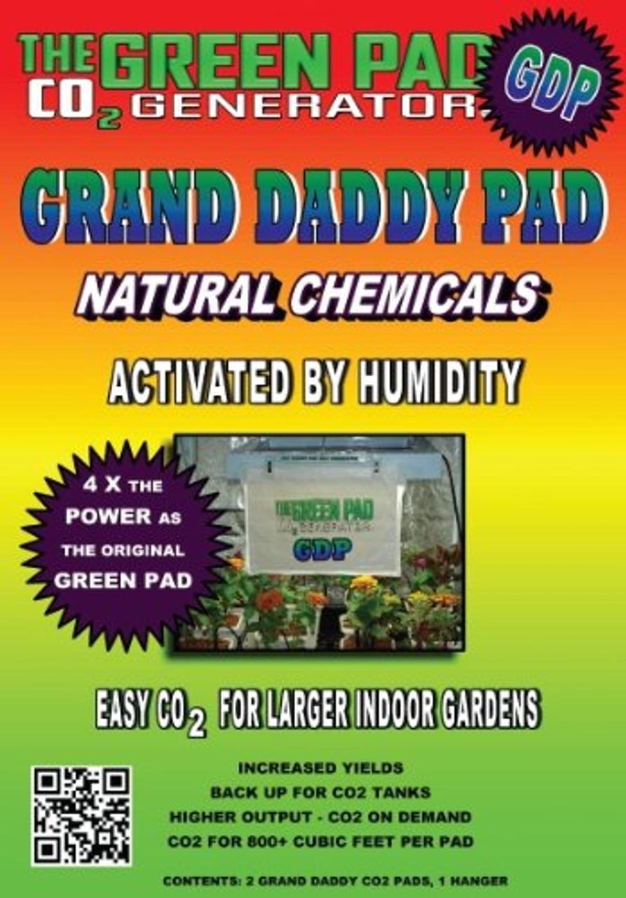 Green Pad Grand Daddy CO2 Generator