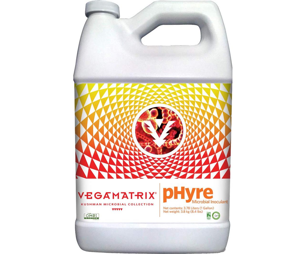 Vegamatrix pHyre Microbial 1 gal