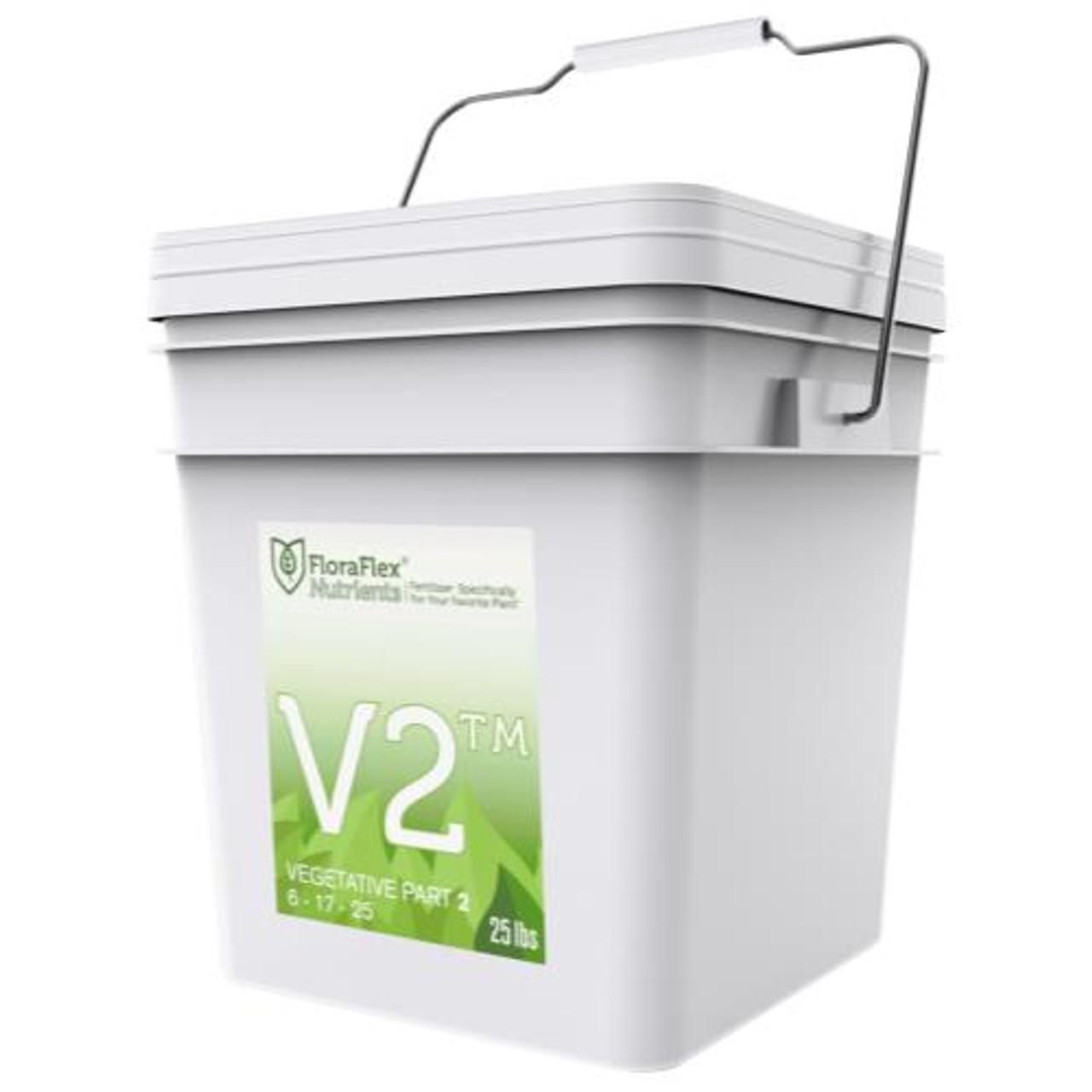 FloraFlex Nutrients V2 - 25 lb