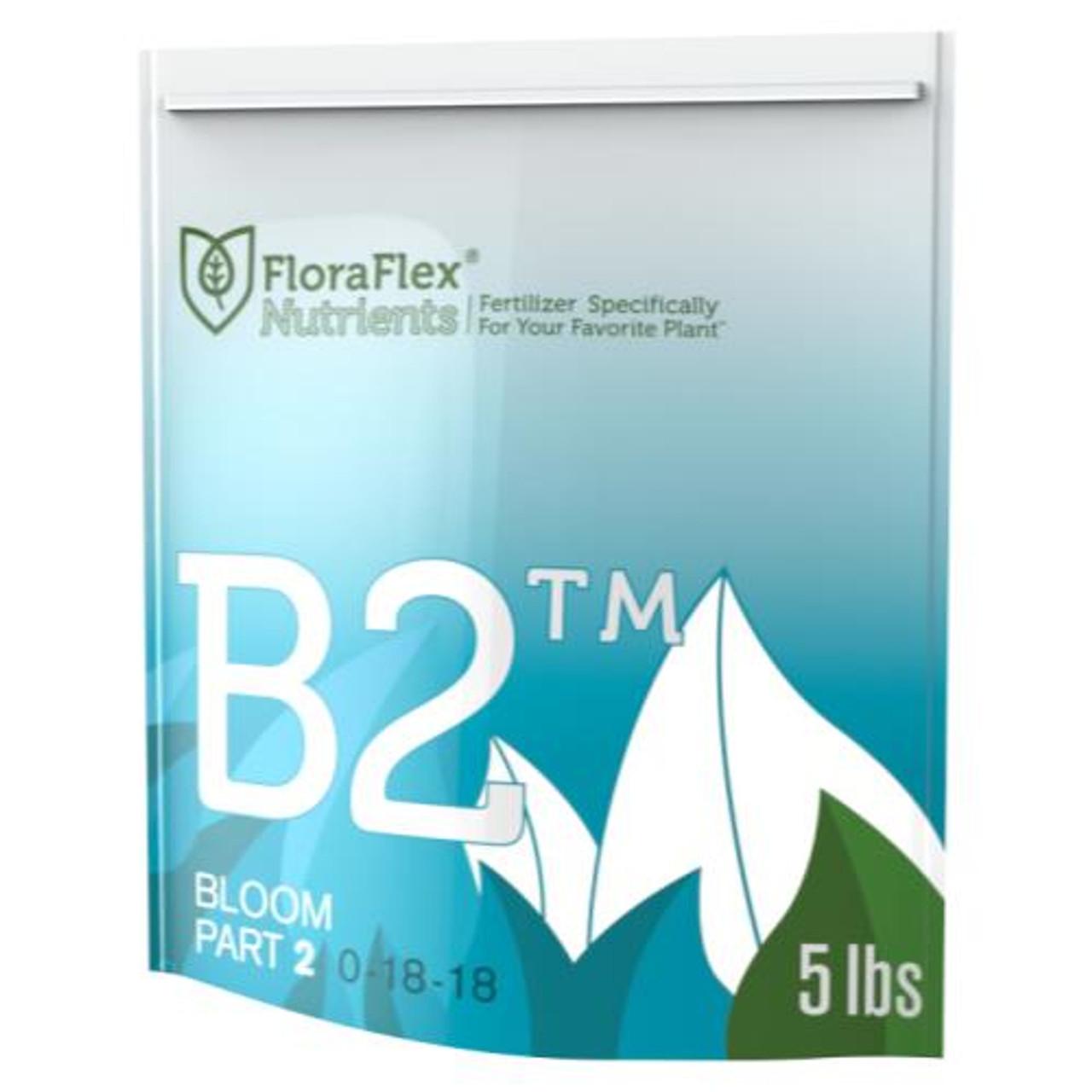 FloraFlex Nutrients B2 - 5 lb