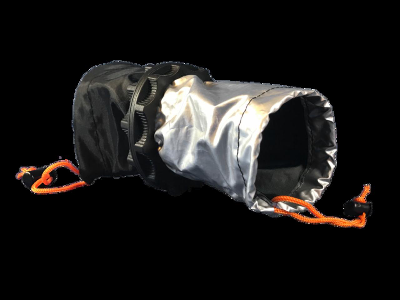 "SJ Kit Cable Flange 2.8"" Double Socks - R4.00"