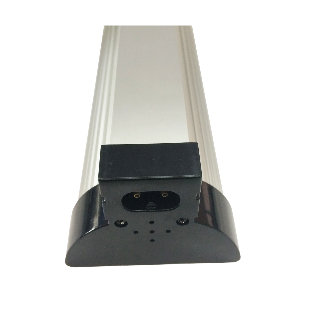 FloraGear Flora LS24 LED Light Strip 6400k 24w - end cap: link up to 7 fixtures using link cable included