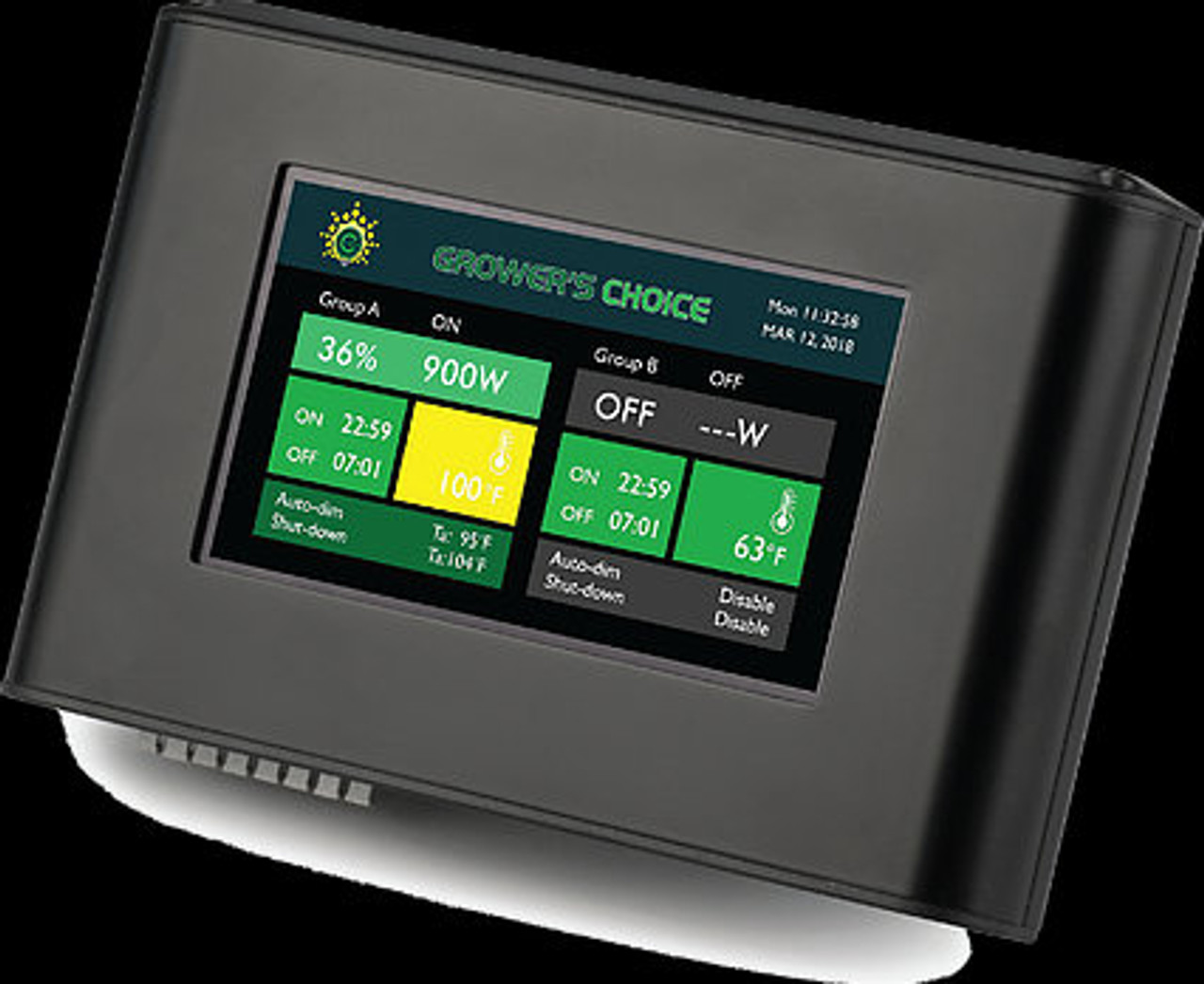 Grower's Choice Master Controller