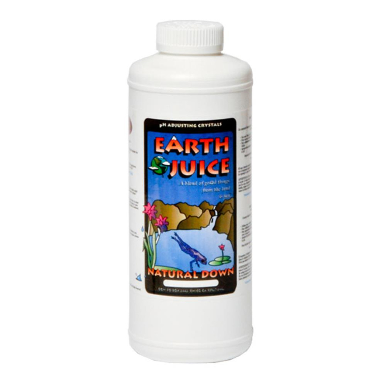 Earth Juice Natural Down 1.6 - pH Control