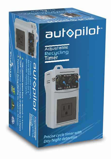 Autopilot Analog 24hr Recycling Timer Box