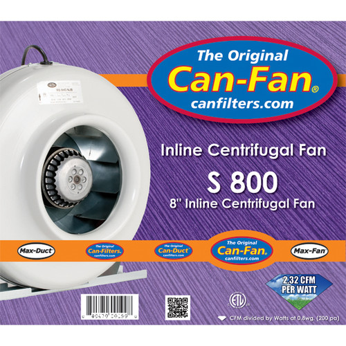 Can-Fan S Series 800