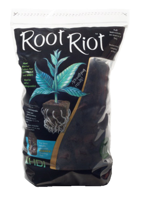 Root Riot Cubes Bag | 100 ct
