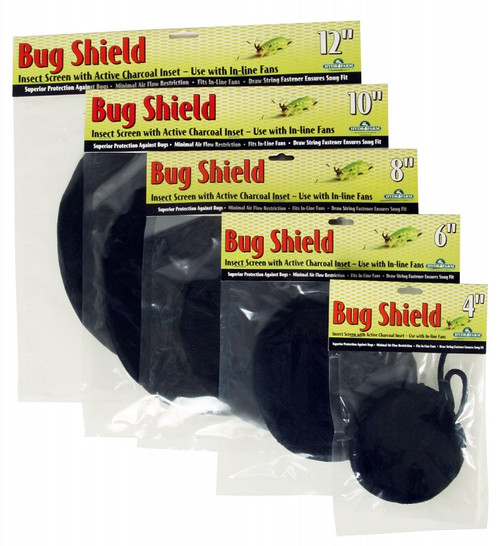 Bug Shield 4""