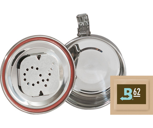 CVault Medium Humidity Curing Storage Container | 14-24 grams