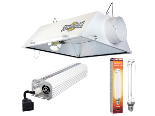 Complete Grow Light Kits | Hydroponics | Indoor Garden