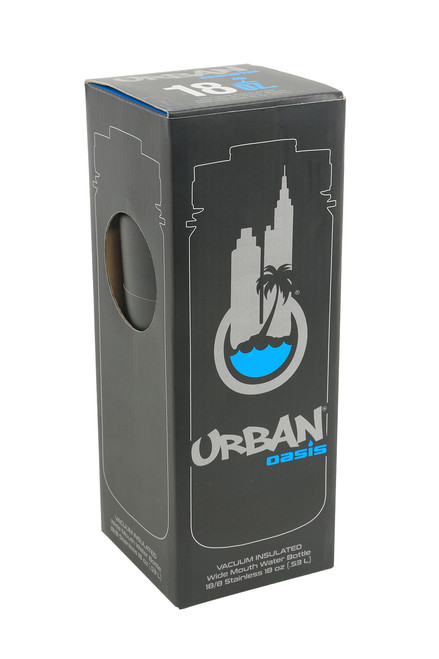 Urban Oasis SS Vacuum Insulated Container  - 18oz
