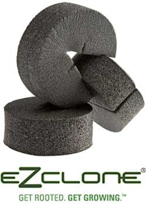EZ Clone Soft Collar Neoprene 65pk Black