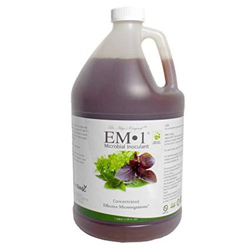 EM1 Microbial Inoculant   1 Gallon