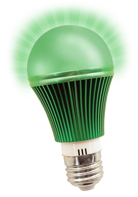 AgroLED 6W Green LED Night Light