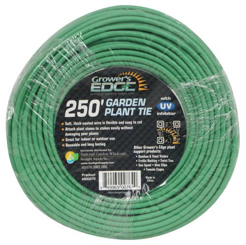 Grower's Edge Soft Garden Plant Tie 5 mm - 250 ft