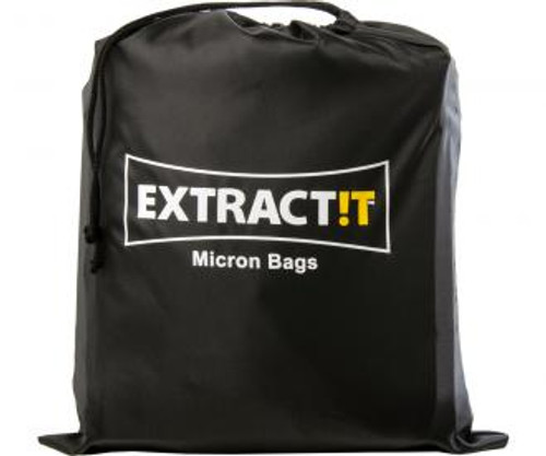 Extract!t Micron Bags, 5 gallon, 4-bag kit