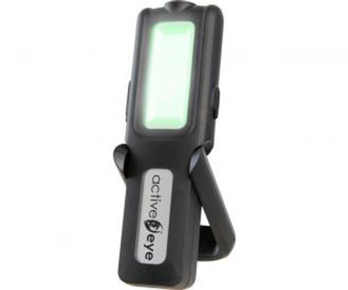 Active Eye Green LED worklight/flashlight