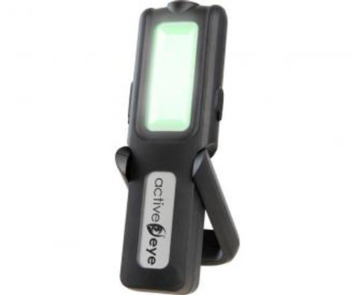 Active Eye Green LED worklight/flashlight