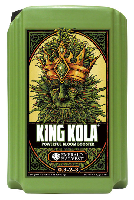 Emerald Harvest King Kola   2.5 Gal