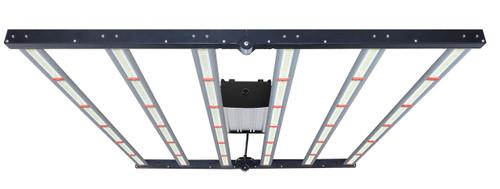 FLORA S6 PRO™ 630w Full-Spectrum LED Grow Light with Built-In Dimmer