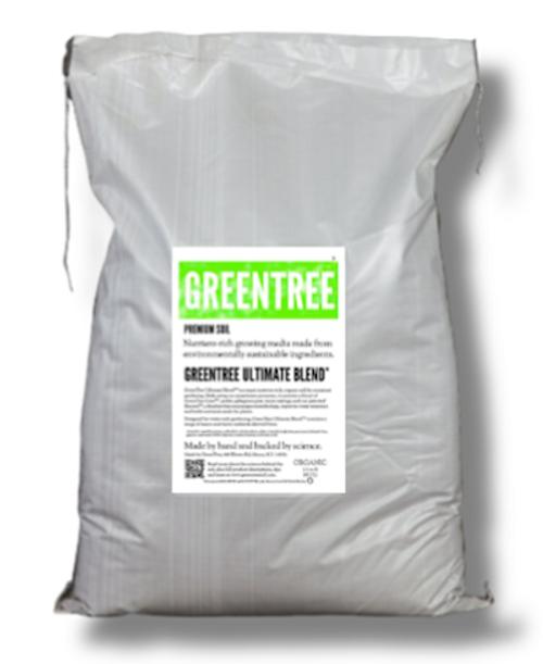 GreenTree Ultimate Blend Organic Soil - Bloom Formula. New England Hydroponics | neHydro.com