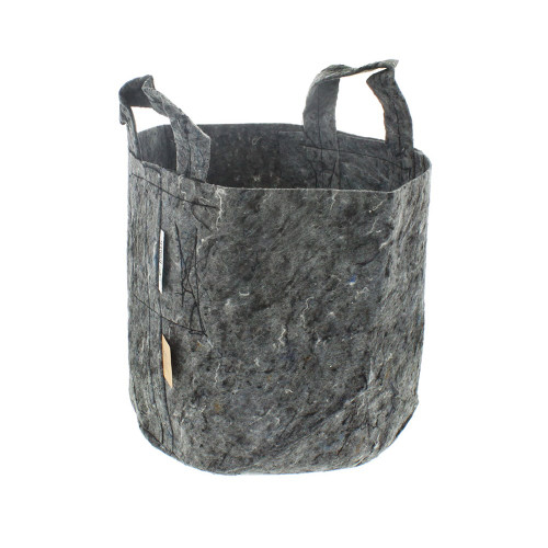 """Root Pouch #10 Grey w/Handles 