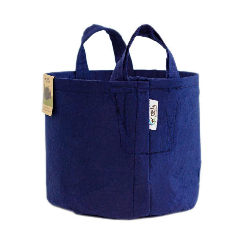 """Root Pouch Navy #15 w/Handles 