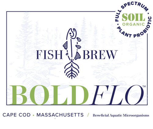 Fish Brew Bold SOIL FLO | 32 oz