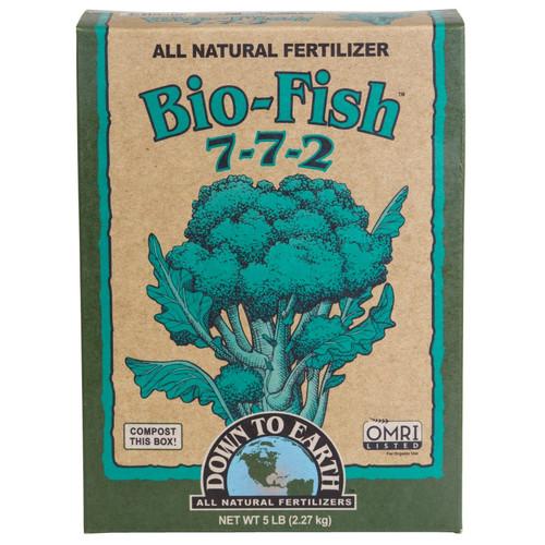 Down to Earth Bio Fish 5lb