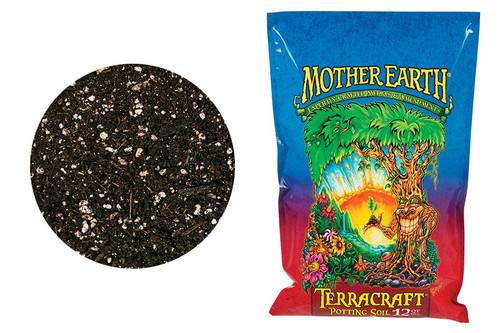 Mother Earth Terracraft Potting Soil   2CF