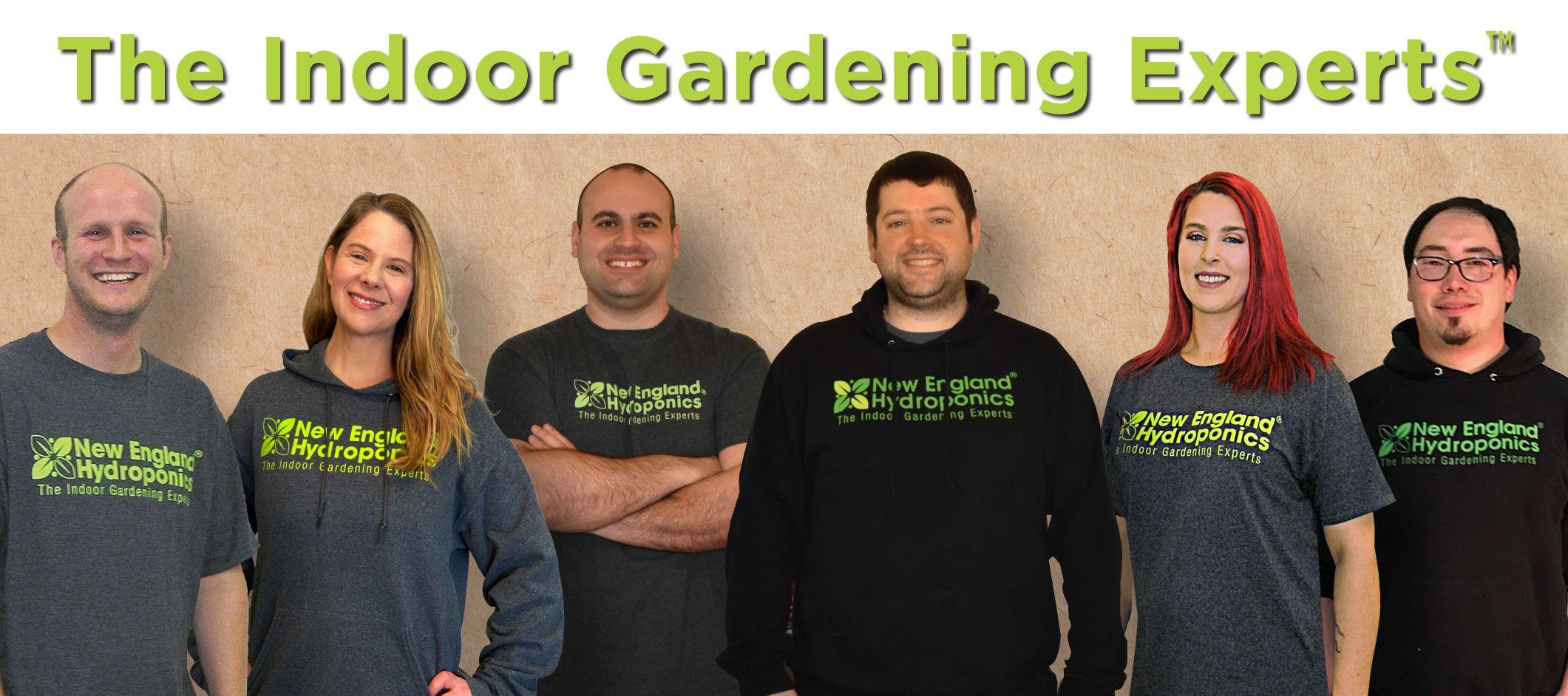 The Indoor Gardening Experts