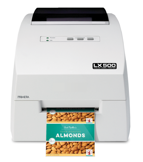 Primera LX500c Color Label Printer with cutter 74275