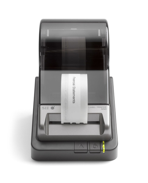 Seiko SLP650 Thermal Label & Barcode Printer