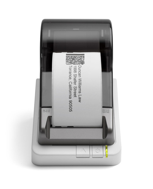 Seiko SLP650SE Thermal Label & Barcode Printer