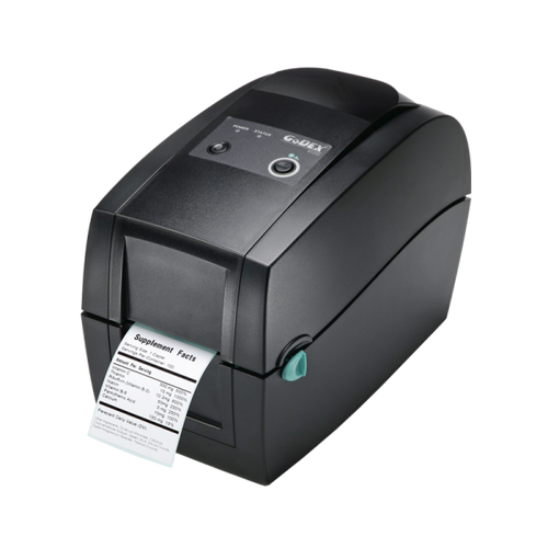 "DTT200 2"" Thermal Transfer Barcode Label Printing Machine, 203 dpi, 5 ips (99667)"