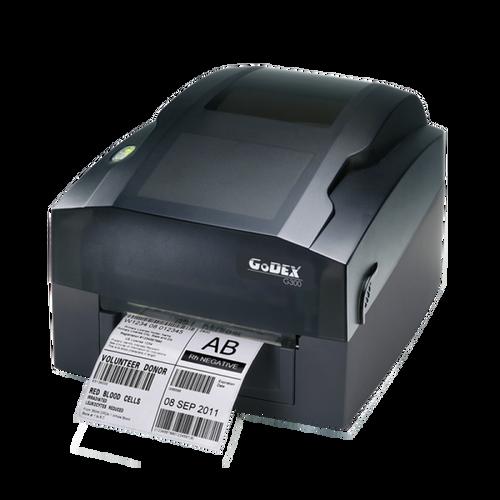 "DTT330 4"" Thermal Transfer Barcode Label Printing Machine, 300 dpi, 4 ips (99683)"