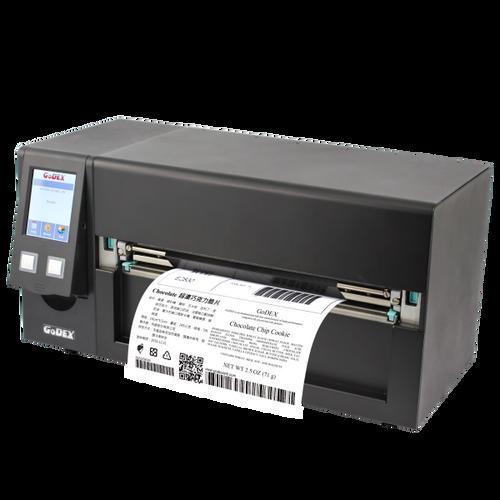 "ZTT830i 8"" Thermal Transfer Barcode Label Printing Machine, 300 dpi, 4 ips (99865)"