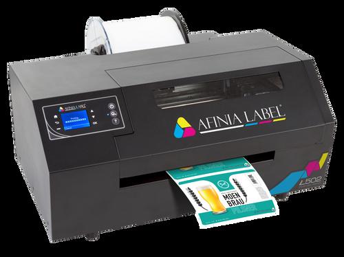 AFINIA L502 Color Printer - Pigment Ink for GHS BS5609 Labels
