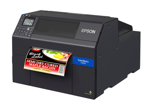 Epson ColorWorks C6500A Color Label Printer w Autocutter C31CH77101