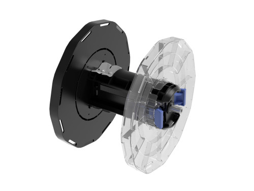 """Epson Media Spindle 4"""" Extra Media Spindle for C6000 Printers (C32C881101)"""