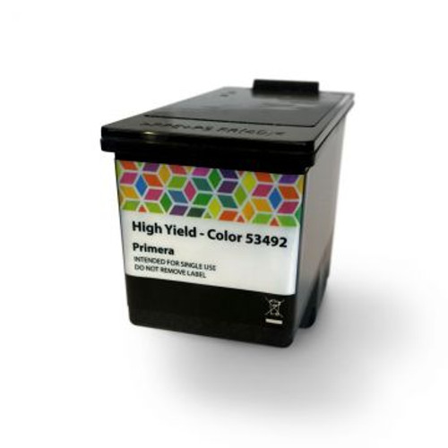 Primera LX910 Dye High Yield Color Ink Cartridge 53492