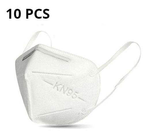 KN95 Respirator|Disposable Face Masks with FDA Approval - 10 Pack