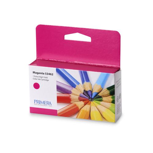 Magenta Pigment Ink Cartridge for Primera LX2000 GHS Label Printer