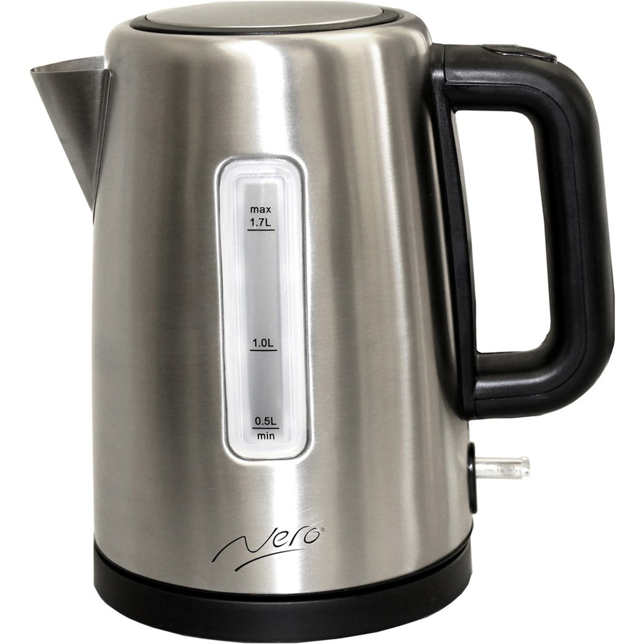 Nero Emperor Kettle Stainless Steel Brushed 17 Litrewhile Stock Last