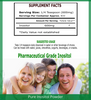 Inositol - Vitamin B8 Supplement Powder