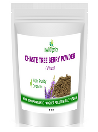 Organic Chaste Tree Berry | 1 LB - 16 OZ