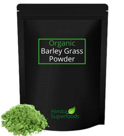 Barley Grass Powder - Organic - USA Grown